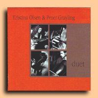 Kristina Olsen and Peter Grayling - Duet